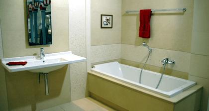 Fürdőszoba duguláselhárítás után