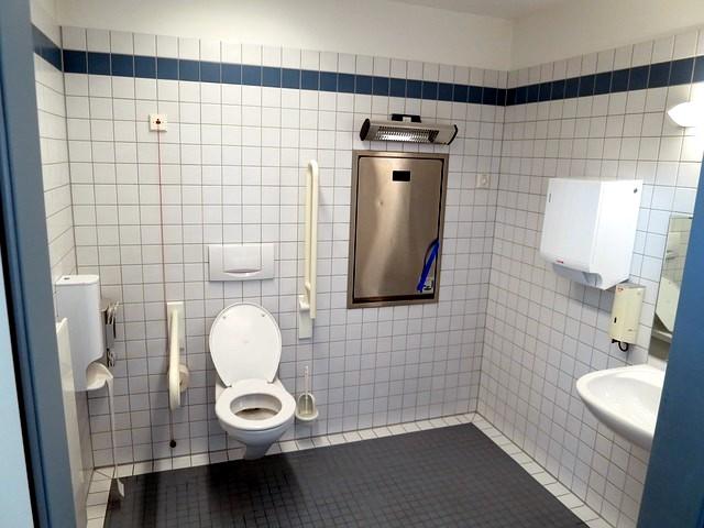 WC duguláselhárítás után